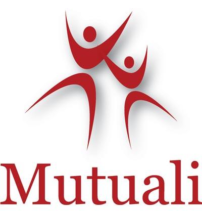 Logo de Mutuali, l'assurance d'être bien couvert